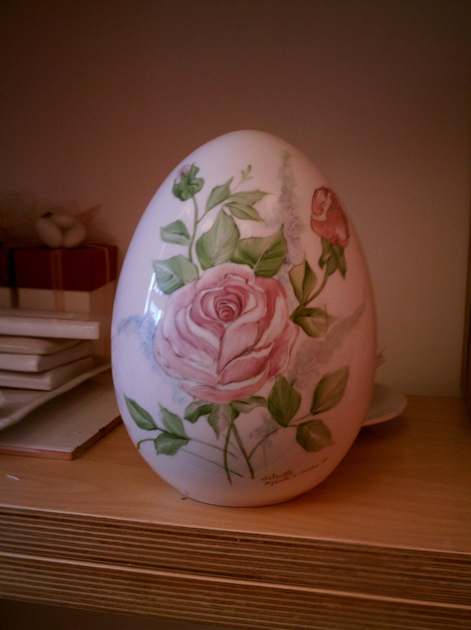 Uova Di Ceramica Dipinte A Mano.Negozio Laboratorio Vendita E Decorazione Di Personalizzazioni Di